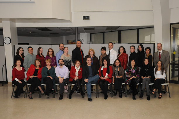 Advancement Group Picture 2011