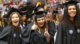 Molloy Celebrates 60th Commencement