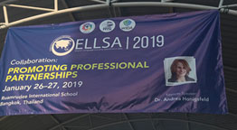 Molloy Professor Keynotes Education Conference in Thailand
