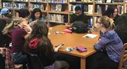 Molloy College Students Mentor at Local Schools
