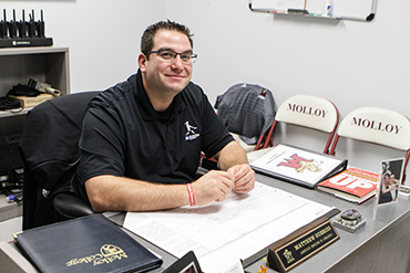 Molloy Athletics Department Gets A Fresh Face