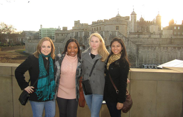 Global Learning Experience: London, England