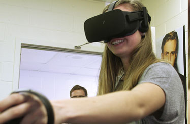 New Media Department Hosts Academy for High School Students