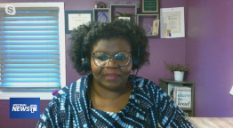 Molloy Social Work Professor Dr. Lisa Zakiya Newland Provides Help and Healing to Black Essential Workers