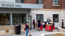 Molloy College Opens Bogner Hall, its Third Residence Building