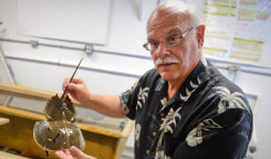 """Uptick"" in horseshoe crab population but numbers still not great, Molloy College expert says"