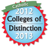 Catholic Colleges of Distinction 2012-13
