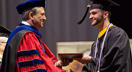 President Drew Bogner's 2018 Commencement Address