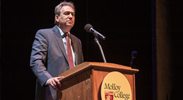 Molloy College President Drew Bogner to Retire in June 2020