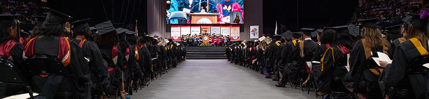 Molloy College Commencement Ceremony