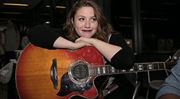 Molloy Musical Talent Convenes for Coffeehouse