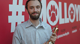 Another Molloy Student wins a Telly Award