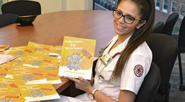 Nursing Student's Allergy to Peanuts is Inspiration for First Book