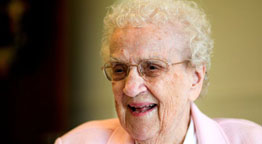 LI's Oldest Nun, Sister Grace Regina Wingenfeld, Who Worked at Molloy Dies at 106