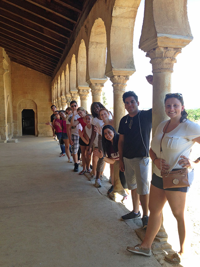 Molloy college greetings from spain greetings from spain m4hsunfo