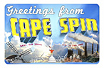 The Sustainable Living Film Series screening of Cape Spin! An American Power Struggle