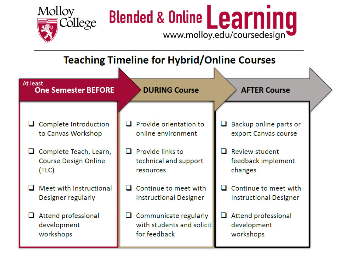 Molloy College Faculty Course Design And Development