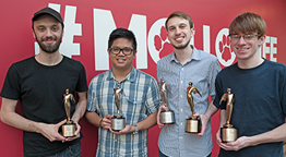 Students Win Big at the Telly Awards!