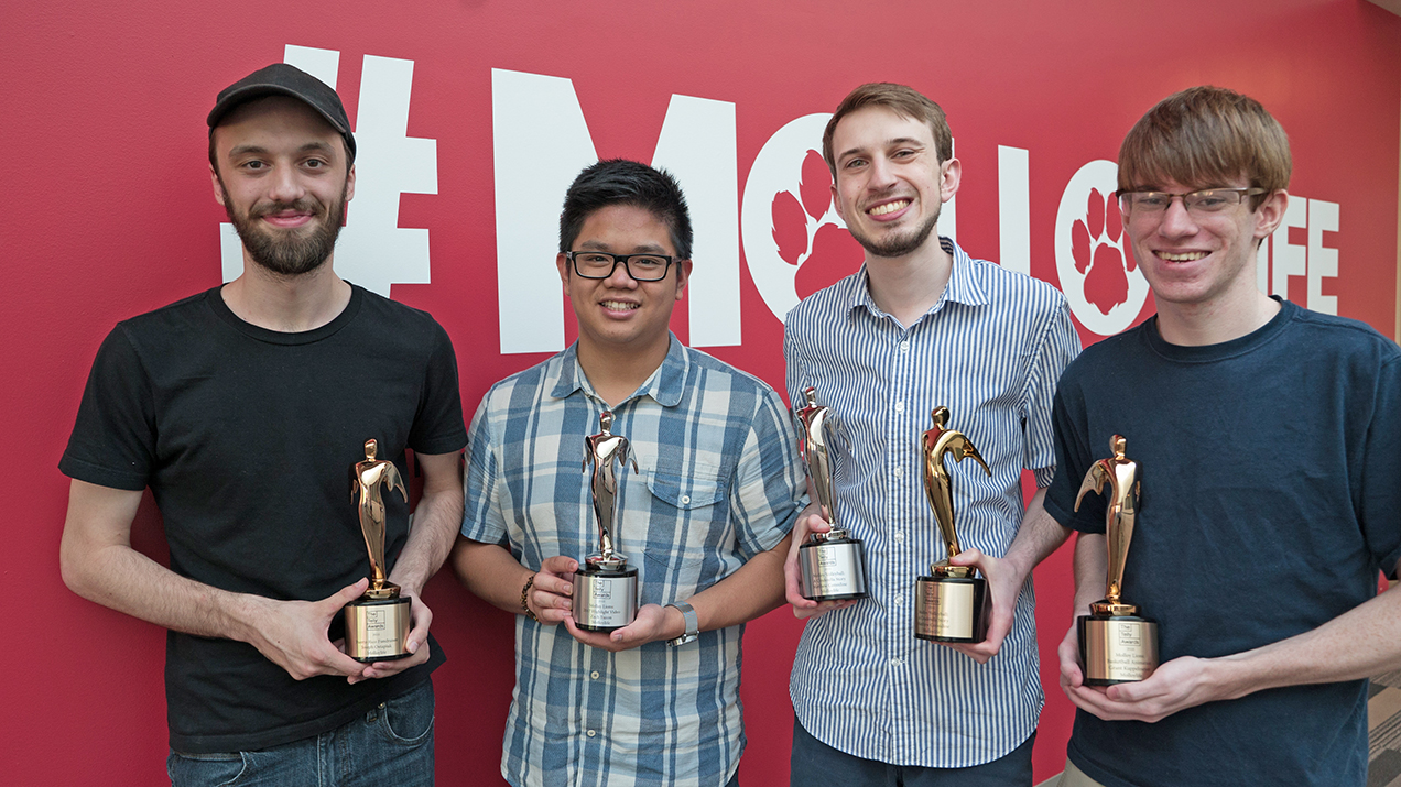 Molloy College: Students Win Big at the Telly Awards!